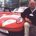 Hersteller und Konstrukteur Bill Buckle aus Sydney als Ehrengast
