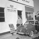 Auftanken in Jordanien (1957)