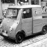 """Feuerwehrauto """"Florian"""" aus Monschau (1969)"""