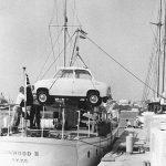 Ab in den Süden mit dem Goggomobil auf der Yacht (1961)