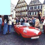 In 7 Tagen 2500 pannenfreie Kilometer quer durch Deutschland.