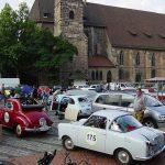 Tagesziel Nürnberg erreicht