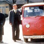 Der Dienstmann und sein Goggomobil (1975)