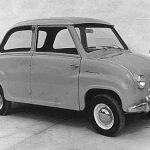 Werksfoto Goggo Limousine (1958)